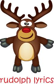Rudolph the red-nosed reindeer lyrics & chords