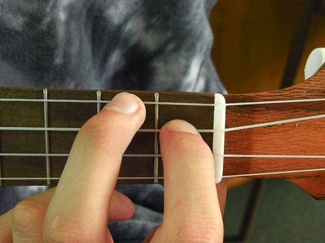 A Chords (2/2)